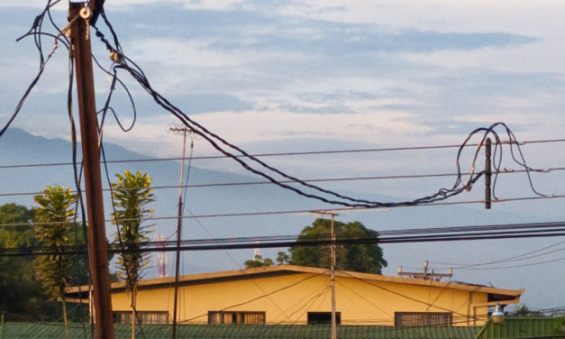 Costa Rican Electricity – Free Shock Therapy!