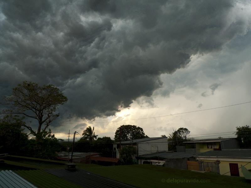 Costa Rican Storm