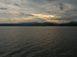 Ferry ride back to Puntarenas