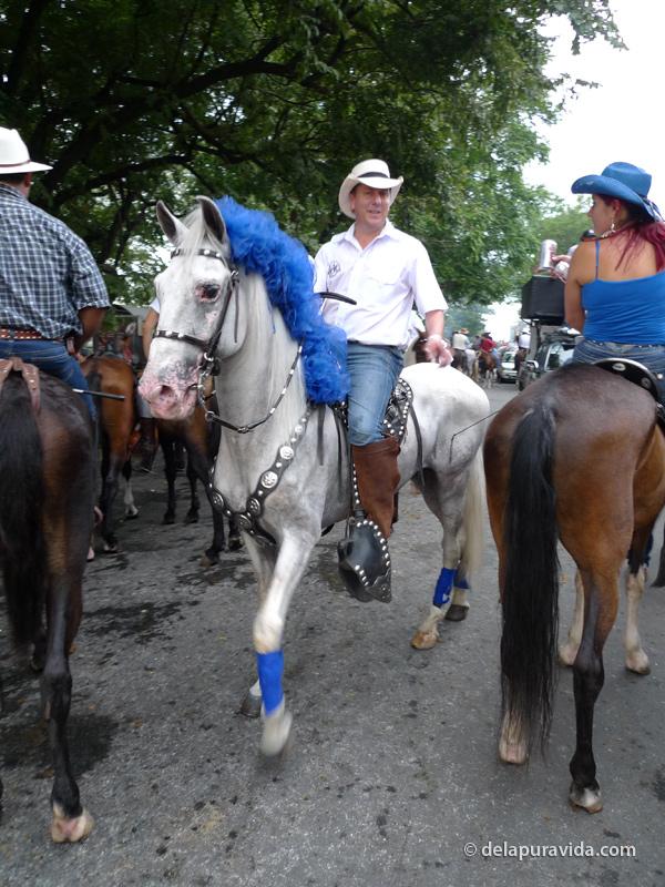 Horse Parade, Liberia, Guanacaste 2010