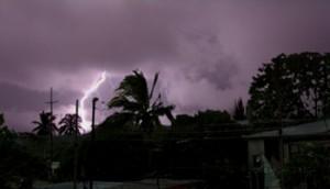 Poás Lightning