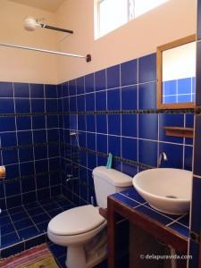 La Perla Bathroom, Pavones Costa Rica
