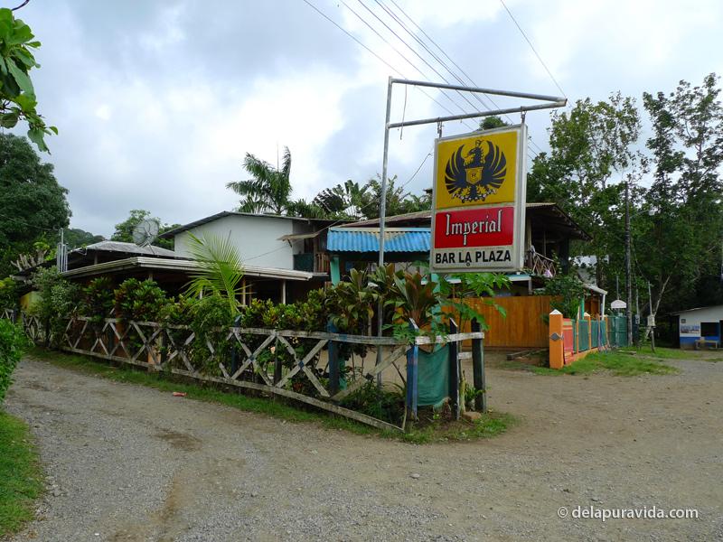 Doña Dora Restaurant, Pavones, Costa Rica
