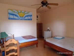 Inside Hotel La Perla, Pavones, Costa Rica