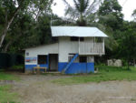 Cute Police Station in Pavones, Costa Rica