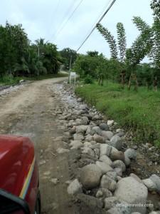 Road to Pavones, Costa Rica