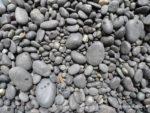 Photo of rocks in Pavones.