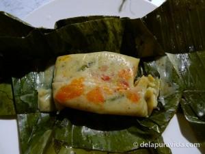 open tamale