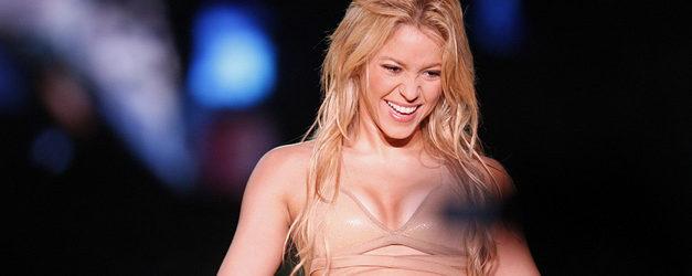 Waka Waka Shakira concert in Costa Rica