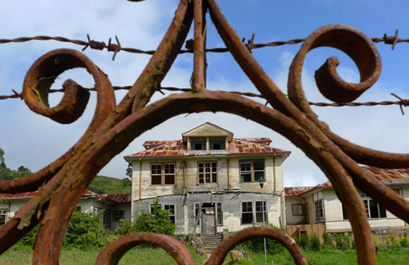 Photo: Haunted Insane Asylum