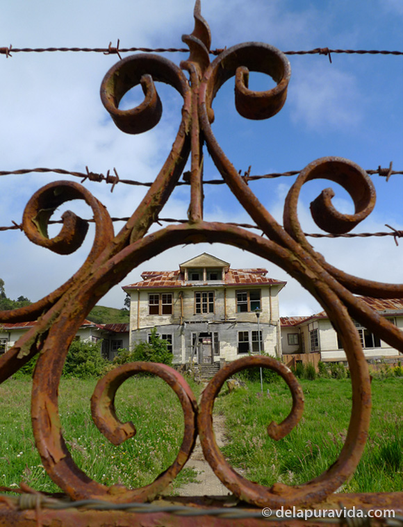 haunted hospital and sanatorium in Costa Rica