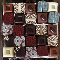 costa rican souvenir - chocolates