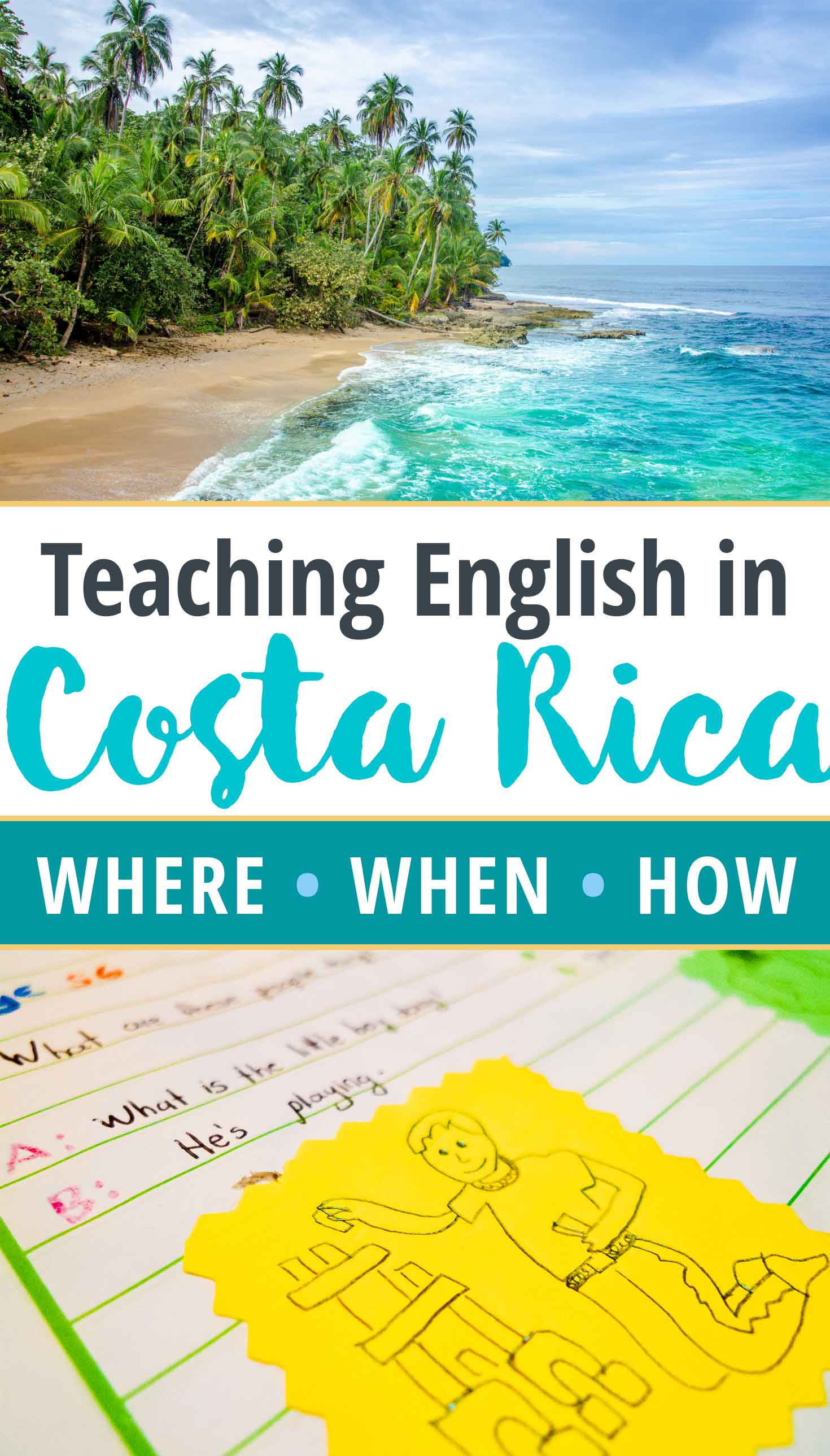 Teaching English in Costa Rica FAQ: Where, When, How
