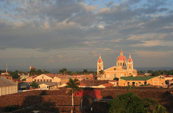 Going to Granada, Nicaragua