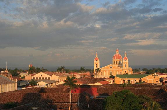 granada nicaragua skyline