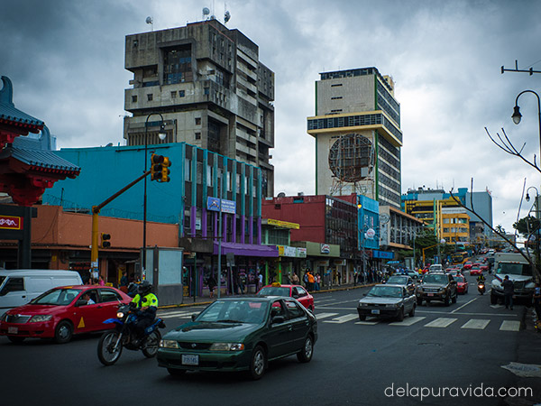 downtown san jose costa rica
