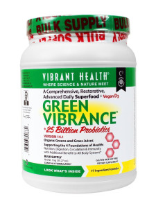 Green Vibrance best nutritional supplement