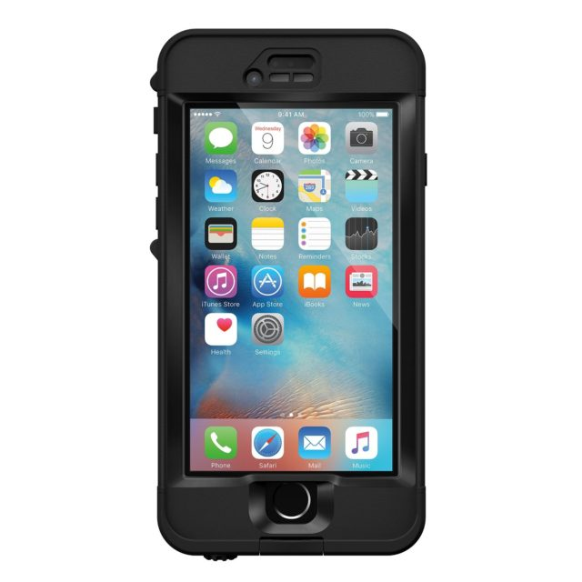 lifeproof case is best for iphone in tropical locations