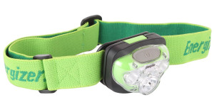 Waterproof headlamp with different light settings for getting around Costa Rica at night