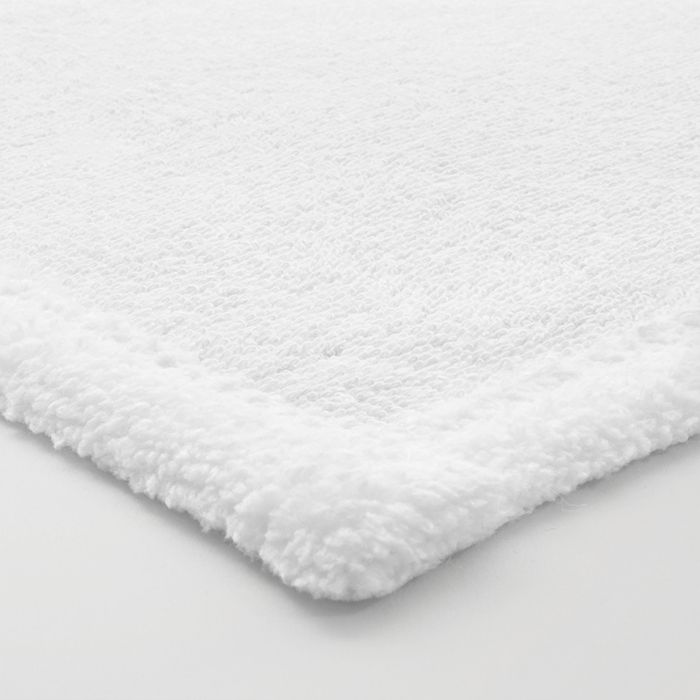 beach towel fabric close up