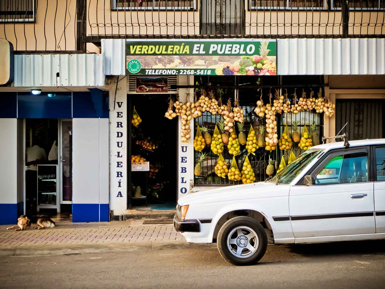 vegetable and fruit shop san isidro de heredia costa rica
